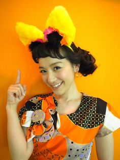 cat hair piece しのファッション | 篠原ともえ☆OFFICIAL WEB