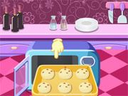 Free Online Girl Games, Create your own perfect dessert as you prepare some delicious Princess Tea Cakes!  You'll have to mix lots of ingredients and follow the recipe if you want everything to come out perfectly!  See how quickly you can make this tasty treat!, #cake #dessert #cooking #baking