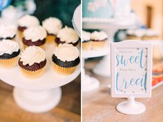 Belle's Baby Shower - everyday sunday photo Kids Party Themes, Theme Ideas, Feeling Ugly, Sunday Photos, Having A Baby, Place Card Holders, Baby Shower, Sweet, Desserts