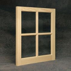Northview x Ready-to-Finish Wood Barn Sash with Single Pane Glass Sash Windows, Windows And Doors, Colonial Kitchen, Interior Windows, Cabins And Cottages, Wood Glass, Cottage Living, Unfinished Wood, Barn Wood