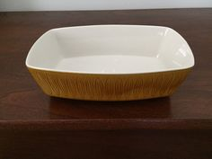 Mid Century Franciscan MINT Condition Vintage by BetsyEtsyVintage