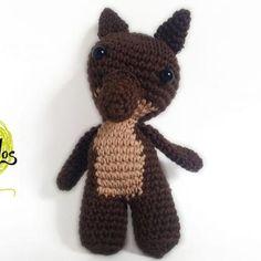 wolf amigurumi crochet free pattern patrón gratis