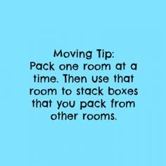 5 Tips to Stay Organized During a Move #Movingtips