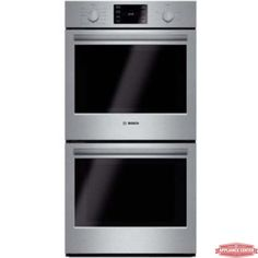 "Bosch 500 Series HBN5651UC 27"" Double Electric Wall Oven"
