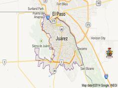 TURISMO EN CIUDAD JUÁREZ TE DICE Ciudad Juárez, oficialmente Heroica Ciudad Juárez, es una ciudad de México situada en el norte del país, en el estado de Chihuahua, a orillas del Río Bravo. Al otro lado del río, en territorio estadounidense, se encuentra la ciudad de El Paso (Texas). Por su población de 1,321,004 habitantes según el Censo de 2010, es la mayor ciudad del estado de Chihuahua y la octava zona metropolitana más grande de México.  www.turismoenciudadjuarez.com .