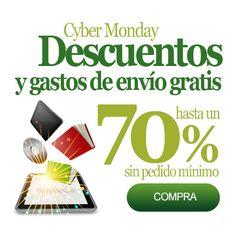 Cyber Monday, Shopping, Libros