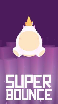 Unicorn   Super Bounce  #gamedev #unity #games