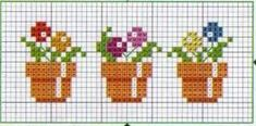 Thrilling Designing Your Own Cross Stitch Embroidery Patterns Ideas. Exhilarating Designing Your Own Cross Stitch Embroidery Patterns Ideas. Tiny Cross Stitch, Cross Stitch Borders, Modern Cross Stitch Patterns, Cross Stitch Flowers, Cross Stitch Designs, Cross Stitching, Cross Stitch Embroidery, Embroidery Patterns, Crochet Bookmarks