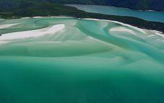 Whitehaven es conocida por su belleza natural, en una isla a la que solo se accede por barcos turísticos. Por si fuera poco, la playa es reconocida por sus políticas de conservación y ecológicas.