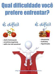 http://focoemvidasaudavel.blogspot.com ... #focoemvidasaudavel ... Info: https://www.facebook.com/silvana.costagoncales