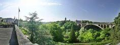 Pont Adolphe © Ville de Luxembourg