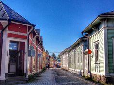 Domestic summer day trip ideas: Old Rauma and Sammallahdenmäki, UNESCO sites in Finland