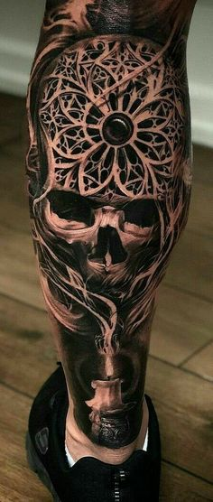 Japanese tattoos are easily recognized since they are large and distinctive. They carry a lot of meanings. A red dragon tattoo is quite attractive. Weird Tattoos, 3d Tattoos, Badass Tattoos, Skull Tattoos, Sexy Tattoos, Unique Tattoos, Black Tattoos, Body Art Tattoos, Wicked Tattoos