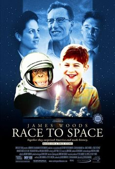 In the a young woman works at NASA as an animal trainer responsible for the chimpanzee who will go into space. Mark Moses, Annabeth Gish, Nasa Space Program, Space Movies, Space Race, Florida, Movie Themes, Hd Streaming, Family Adventure