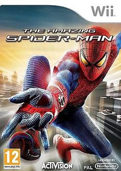Uk the #amazing #spiderman=nintendo #wii=spider man=super=marvel=web=hero,  View more on the LINK: 	http://www.zeppy.io/product/gb/2/361478460618/
