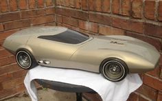 Dodge Charger III Concept Model