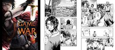 El juego para smartphones Game of War: Fire Age inspira un Manga corto de Kanou Akira.