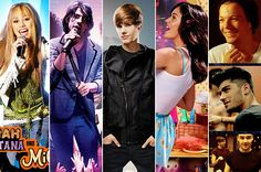 Miley Cyrus, JoBros, Justin Bieber, Katy Perry, One Direction: Whose 3D Film Is Best? | Billboard