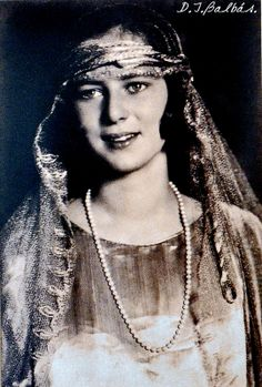 Princess Ileana of Romania.