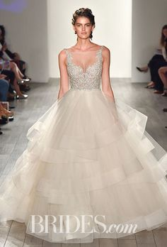 80 best chic dresses lazaro images on pinterest wedding frocks brides lazaro wedding dresses fall 2017 bridal fashion week junglespirit Gallery