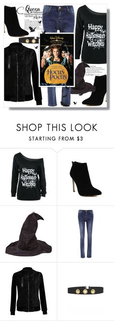 """Happy Halloween Witches!"" by clumsy-dreamer ❤ liked on Polyvore"