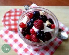 Eton Mess met zomerfruit van Onze Franse keuken