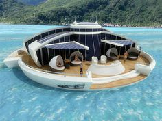 Solar Floating Resort the way of the future?