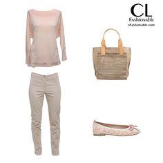 Look en tonos pastel. www.clfashionable.com