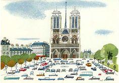 Miroslav Sasek - This is Paris