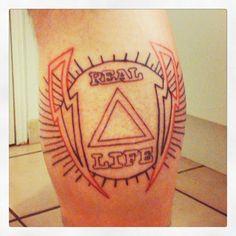 #first _step #Fred_Naud_Tattoo