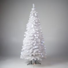 just ordered our white fiber optic christmas tree on sale 8499 whitechristmas fiberoptic - White Christmas Trees On Sale