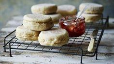 BBC Food - Recipes - English muffins