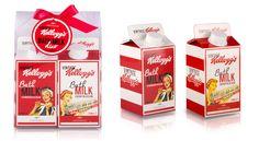 Kellogg's Bath Milk Duo http://www.madbeauty.com/