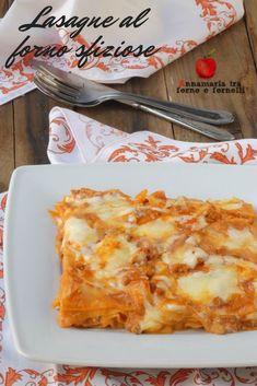 Al Forno Recipe, Confort Food, Ravioli, Gnocchi, Mozzarella, Italian Recipes, Pasta Recipes, Macaroni And Cheese, Good Food