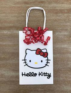 Hello Kitty niña cumpleaños Favor dulces fiesta Goody bolsas