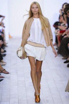 Trendencias - Chloé Primavera-Verano 2012: la más divina de la clase