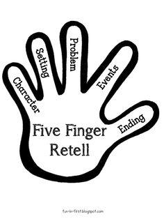 5 Finger Retell                                                                                                                                                                                 More