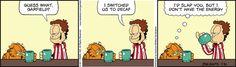Garfield by Jim Davis for Jul 31, 2017 | Read Comic Strips at GoComics.com