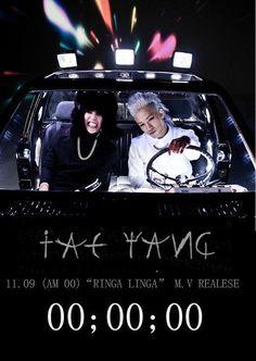 #BigBang Taeyang 'Ringa Linga' MV Release Countdown Begins More: http://www.kpopstarz.com/articles/48457/20131108/big-bang-taeyang-ringa-linga-mv-countdown-begins.htm