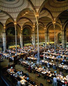 National Library,  Paris