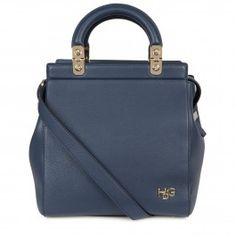 House De Givenchy leather tote