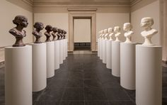 Washington, DC—The National Gallery of Art recently acquired 'Lick and Lather' by Janine Antoni, arguably her most famous work, two untitled photographs by Sally Mann, and eight images by Chicago Imagist artists Christina Ramberg and Roger Brown. National Gallery Of Art, National Portrait Gallery, Chicago Imagists, Chocolate Sculptures, Elements Of Art, Art Object, Installation Art, Art Forms, Cover Art