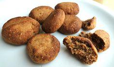 Galletas de Soya http://www.vegrecetas.com/2013/08/galletas-de-soya.html vía @vegrecetas