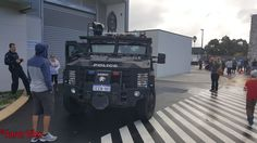 https://flic.kr/p/UsfV8o | Western Australia Police | Lenco BearCat TRG (Tactical Response Group) at Mundijong Police Station Open Day 2017