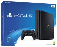 Here's the new Sony PlayStation 4 Pro 1TB Console (10/11/2016 Formerly Neo). PS4 Pro 1TB Edition is 4K / HDR ready and has a new Dualshock 4 v2 Controller.