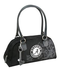 Take a look at this Alabama Crimson Tide Caprice Satchel on zulily today!