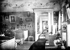 Marie and Anastasia's bedroom