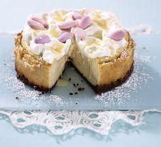 Rezept für Cremiger Cheesecake mit Eierlikör bei Essen und Trinken. Ein Rezept für 4 Personen. Und weitere Rezepte in den Kategorien Eier, Käseprodukte, Milch + Milchprodukte, Alkohol, Nachtisch