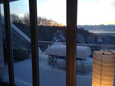 Home & snow