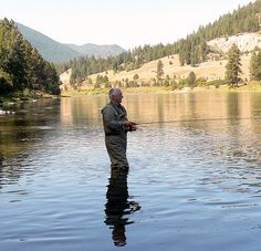 You cannot beat the Beauty and Fly Fishing In Montana